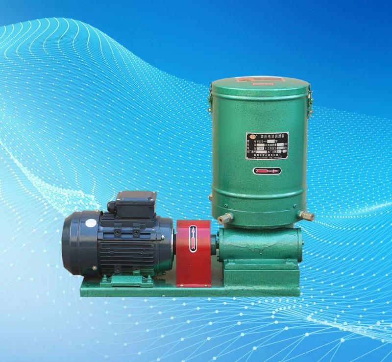 电动高压润滑泵